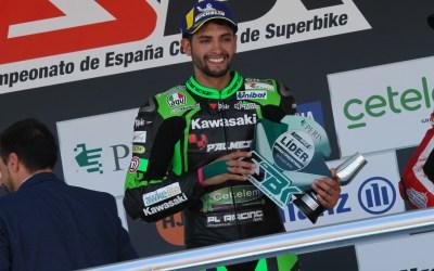 Victoria incontestable de Maxi Scheib y el Kawasaki Palmeto PL Racing Team en Jerez