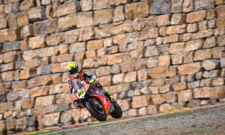 MotorLand vibra con la victoria de Bautista en la primera carrera de WorldSBK