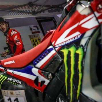 Monster Energy Honda Rally Team