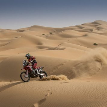 Dakar 2020, Arabia Saudita, Monster Energy Honda Team