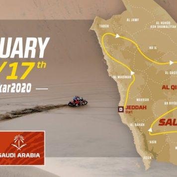 Dakar 2020, Arabia Saudita