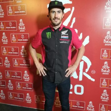 Joan Barreda, Dakar 2020, Arabia Saudita, Monster Energy Honda Team