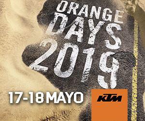 ORANGE DAYS 2019 KTM