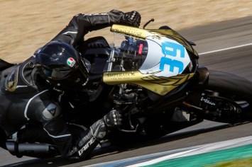 Borja Quero, Circuito de Jerez Ángel Nieto