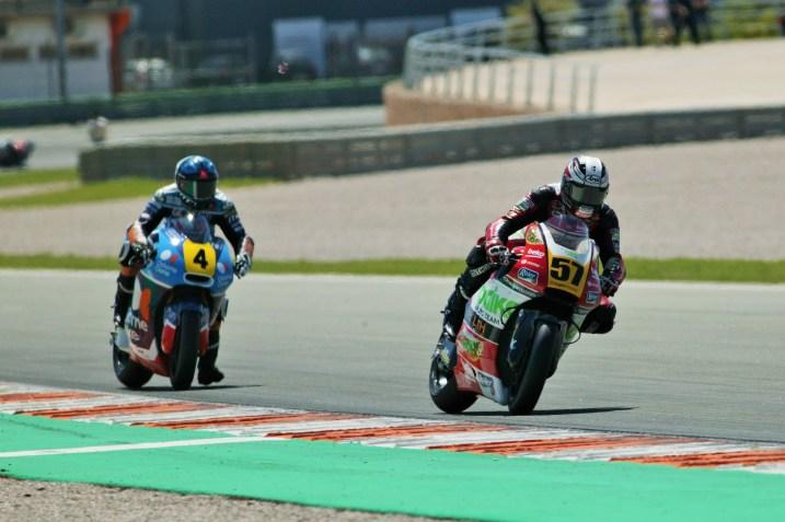 Edgar Pons, Moto2, Circuito Ricardo Tormo, FIM CEV Repsol