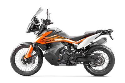 KTM 790 ADVENTURE_Orange