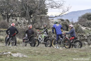RFME, Moto de Campo Sostenible