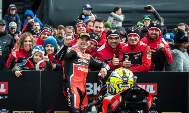 Dos victorias más en Assen para el piloto Aruba.it Racing – Ducati, Álvaro Bautista, que iguala el récord de 11 victorias consecutivas de Rea.