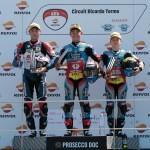 El Junior Team Estrella Galicia 0,0 sube a lo más alto del podio en Valencia