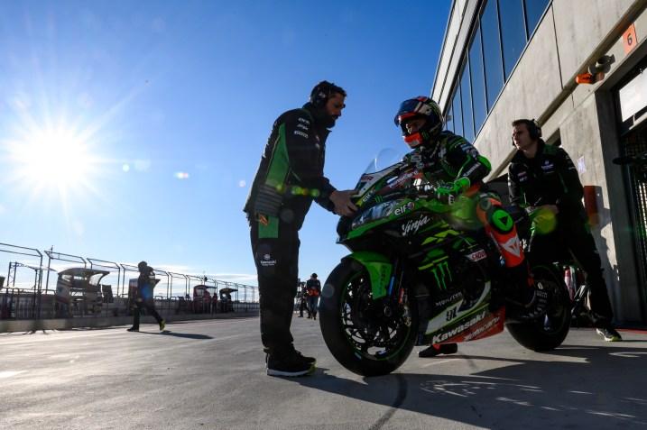 Leon Haslam, Kawasaki Racing Team, KRT, WSBK