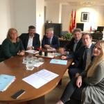Fructífera reunión entre MCS y la Consejería de Medio Ambiente de la Comunidad de Madrid