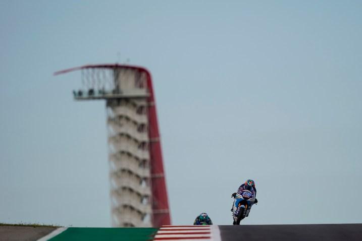 Gabriel Rodrigo, Team Kömmerling Gresini Moto3, Circuito de Las Américas, COTA