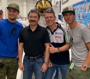 Los pilotos del Reale Avintia Racing llegan a Austin para la tercera cita del año