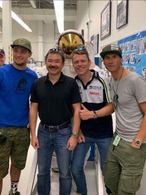 Reale Avintia Racing, Tito Rabat, Karel Abraham, Ruben Xaus
