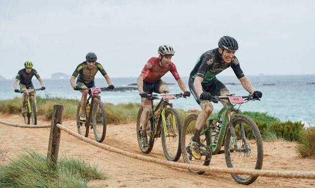 Histórica XIX edición de la Vuelta a Ibiza en MTB con victoria de Cattaneo – Hem y Carpinteiro – Davies