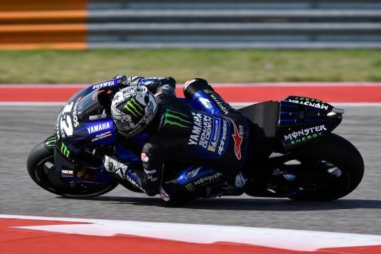Maverick Viñales, Circuito de Las Américas, Monster Energy Yamaha MotoGP