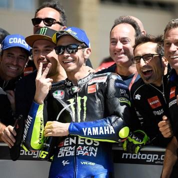 Valentino Rossi, Monster Energy Yamaha MotoGP, Circuito de Las Américas