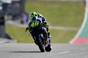 Valentino Rossi, Circuito de Las Américas, Monster Energy Yamaha MotoGP