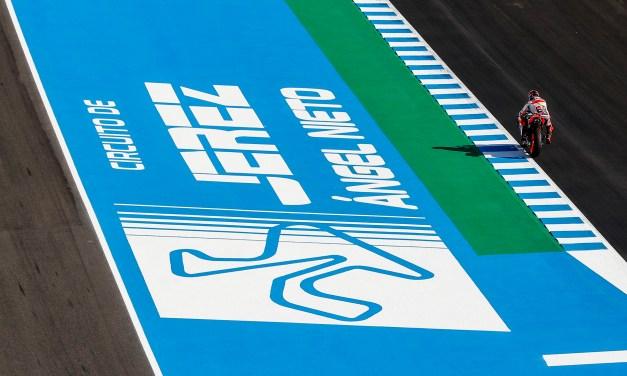 Márquez y Lorenzo inician con buen ritmo el Gran Premio de España