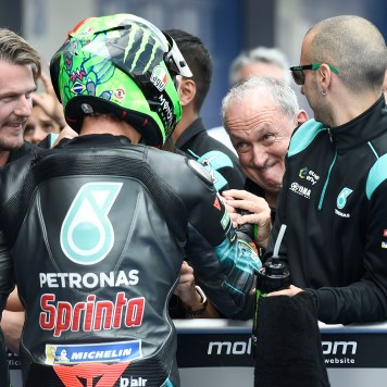 Forcada, Morbidelli, Spanish MotoGP 2019