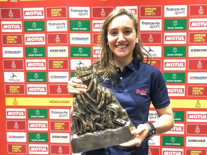 Margot Llobera, Rally Dakar 2020