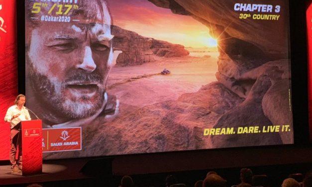 Más novedades para el Dakar 2020