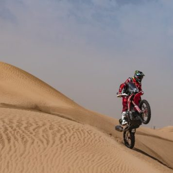 Dakar 2020, Monster Energy Honda Rally Team