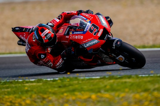 Danilo Petrucci, Mission Winnow Ducati Team, Test Post Jerez, MotoGP