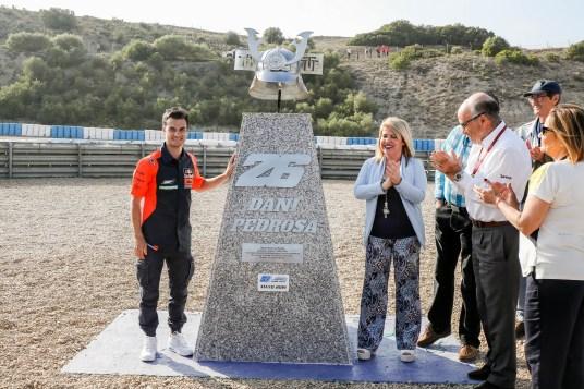 Dani Pedrosa, Circuito de Jerez Ángel Nieto