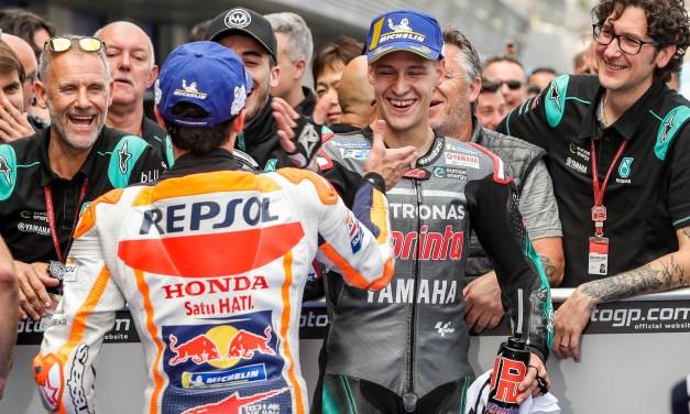 Fabio Quartararo conquista la pole de MotoGP del Gran Premio de España