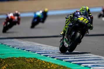 Valentino Rossi, Monster Energy Yamaha MotoGP, Circuito de Jerez Ángel Nieto