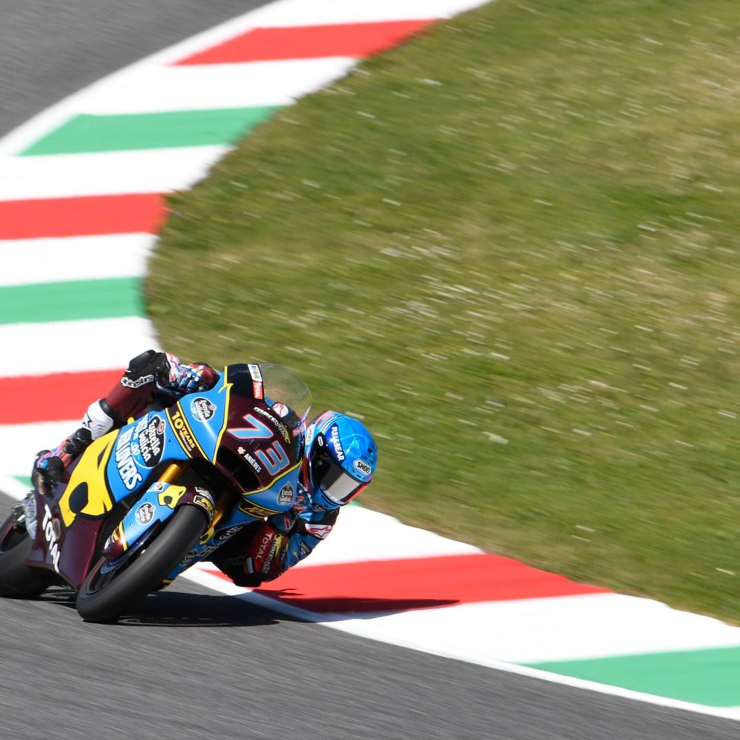 Alex Marquez, Italian Moto2 2019