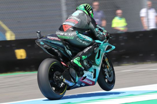 Morbidelli, Dutch MotoGP 2019