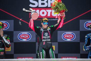 Ana Carrasco, Team Prover Kawasaki, Circuito de Misano