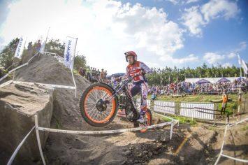 Repsol Honda Team Trial, Toni Bou