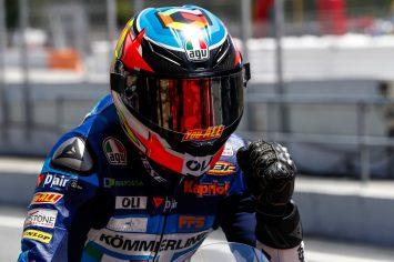 Gabriel Rodrigo, Gresini Moto3 Kömmerling, Circuito de Barcelona Catalunya