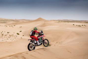 Monster Energy Honda Team, Silk Way Rally
