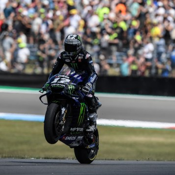 Maverick Viñales, Monster Energy Yamaha MotoGP