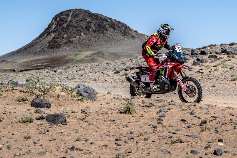 Joan Barreda, Monster Energy Honda Team, Silk Way Rally