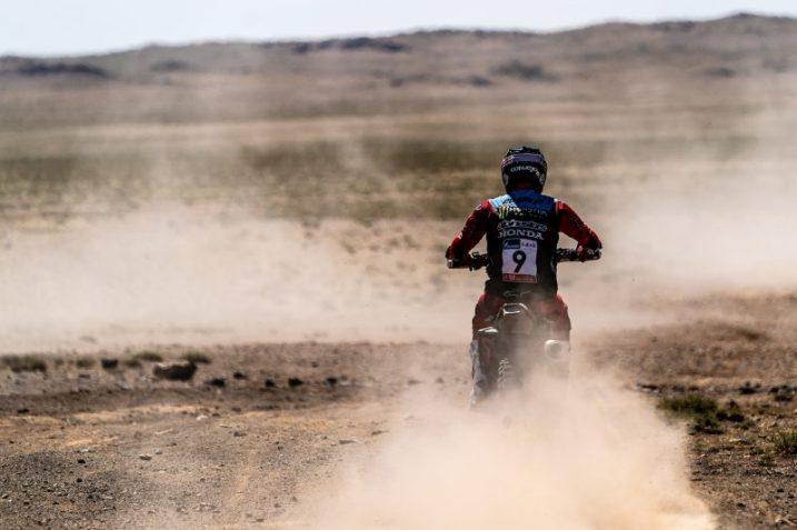 José Ignacio Cornejo, Monster Energy Honda Team, Silk Way Rally