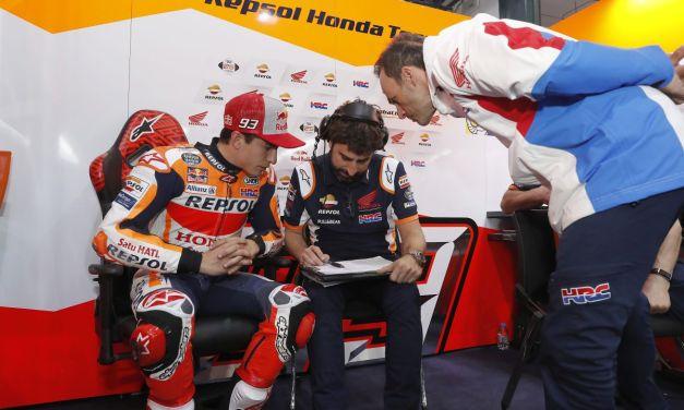 """Alberto Puig: """"En dos semanas tenemos otra carrera y vamos a intentar ganar de nuevo"""""""
