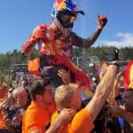 Jorge Prado, campeón del mundo de MX2 por segundo año consecutivo