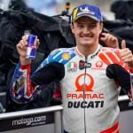 Pramac Racing extiende el acuerdo con Jack Miller para la temporada 2020 de MotoGP
