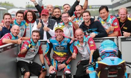 100 podios para el Marc VDS Racing Team
