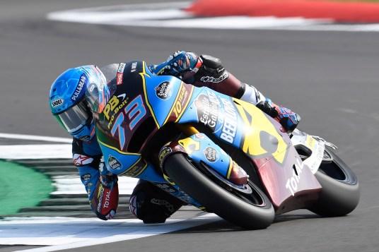 Alex Marquez, British Moto2 2019