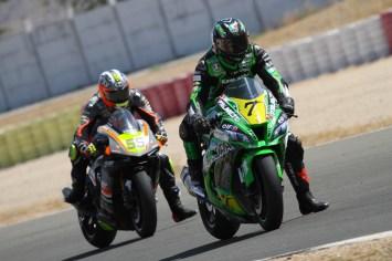 Maxi Scheib, Kawasaki Palmeto PL Racing Team, Campeonato de España de Velocidad, Circuito de Albacete