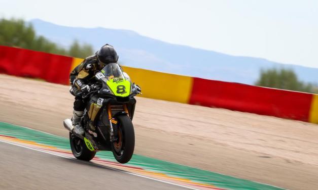 MotorLand Aragón conmemora su décimo aniversario con diez carreras de coches y motos