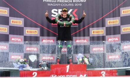 Manu González se proclama campeón del mundo de SSP300 en Francia