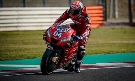 Segunda carrera en casa para Ducati en el GP San Marino y de la Riviera de Rimini