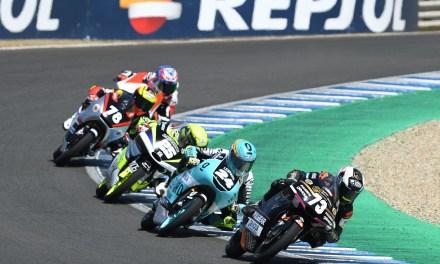 La sexta cita del FIM CEV Repsol que este fin de semana se disputa en Jerez, promete emociones fuertes